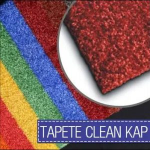 Tapete Clean Kap